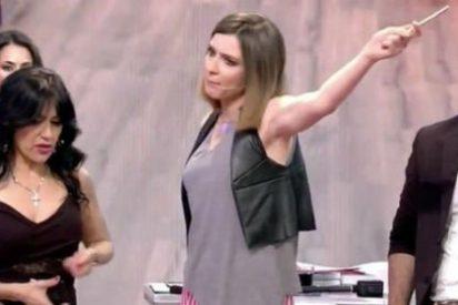 Sandra Barneda pierde los papeles y expulsa a Maite tras insinuar que Ylenia se droga en 'GH VIP 4'