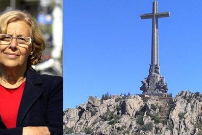 """'Imagine Carmena' vuelve a la carga: """"Me gustaría que el Valle de los Caídos se llamase el 'Valle de la paz'"""""""