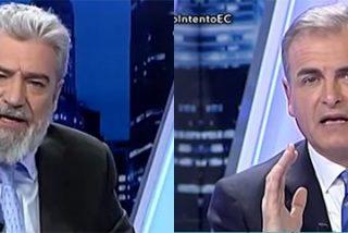 """Broncazo entre MAR y Carmelo Encinas: """"¡Tú eres especialista en meter basura!"""""""
