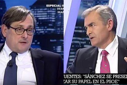 """Broncazo entre Marhuenda y Carmelo Encinas: """"¡Estate calladito y sé más prudente!"""""""