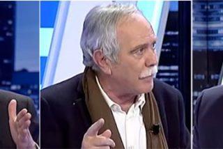 """Bronca de Marhuenda y Pérez Henares con Carmelo Encinas: """"Deja de defender a 'amado líder' Pedro Sánchez"""""""