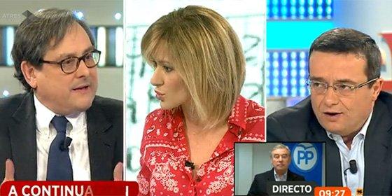 """Marhuenda se harta de Chema Crespo: """"Lo tuyo es insoportable, ¡deja de ofender a la gente!"""""""