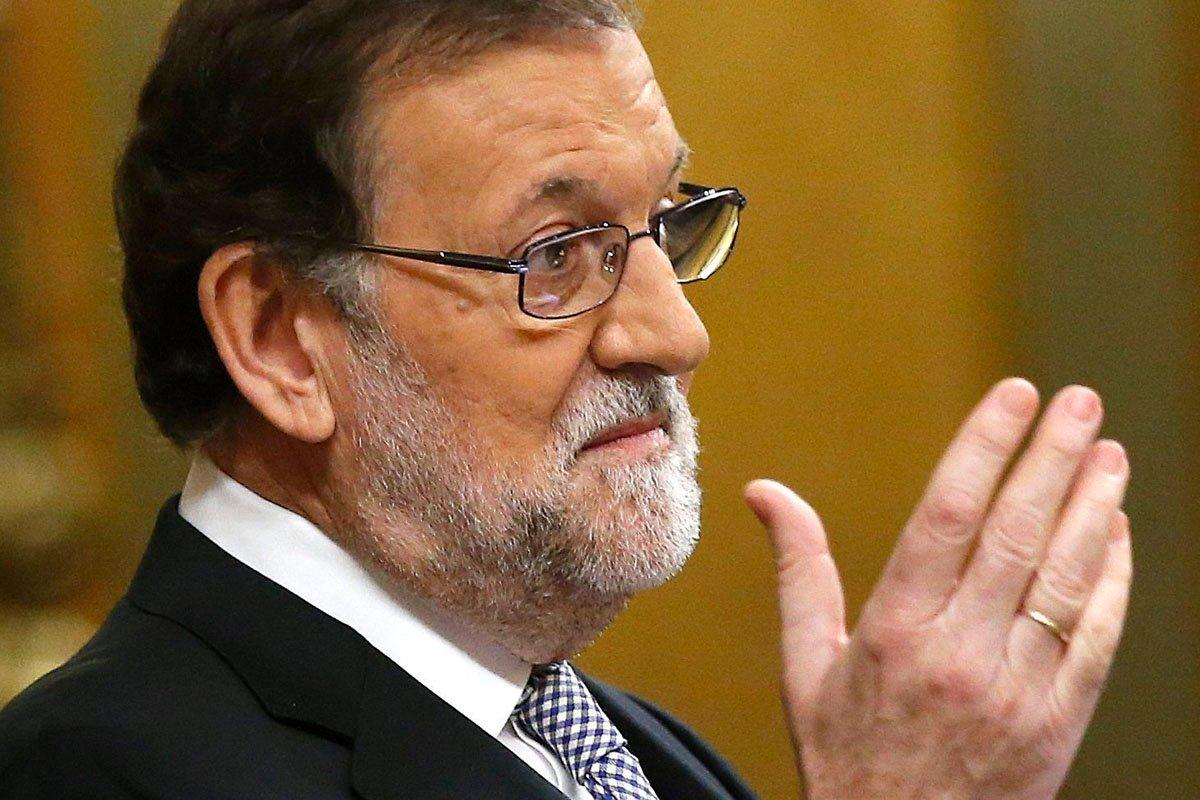 La 'rectificación' de Mariano Rajoy