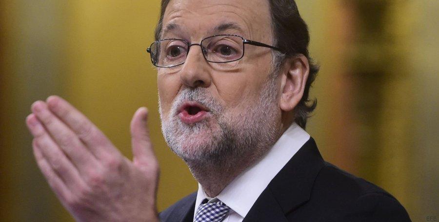 """Mariano Rajoy dice 'no' a la """"comedia de enredos"""" y al """"vodevil"""" de Pedro Sánchez"""