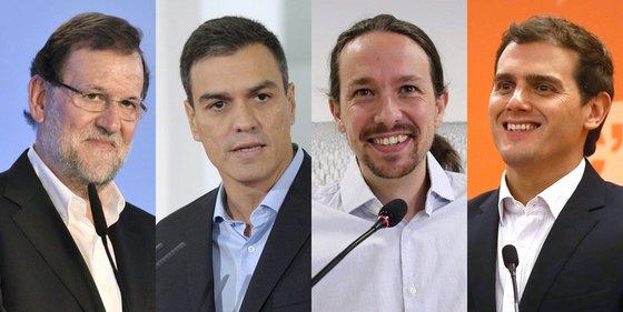Pedro Sánchez y Albert Rivera corren camino del divorcio