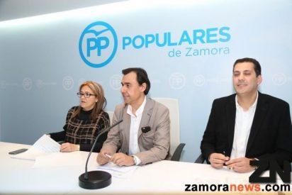 El Partido Popular de Zamora presentó ayer su nueva estructura con vistas al próximo congreso provincial