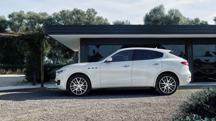 Maserati se lanza a la batalla de los SUV con el Levante
