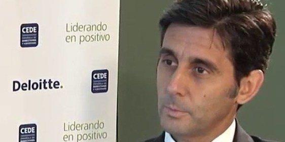 José María Álvarez-Pallete, el sustituto de César Alierta al frente de Telefónica, es un 'runner'