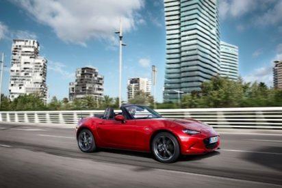 Mazda MX-5 Roadster Coupé, llega el techo duro