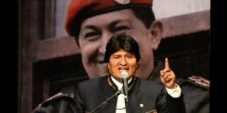 Evo Morales cerrará los micrófonos de las radios para no quedarse 'afónico'