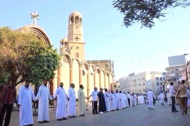 Un tribunal egipcio prohíbe el derribo de iglesias en todo el país