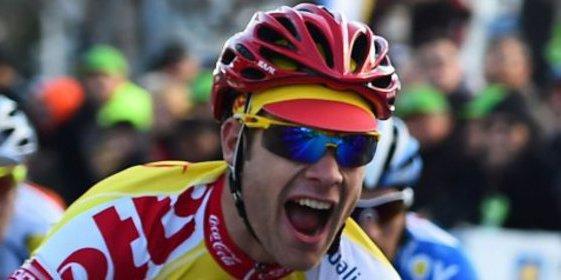 El ciclista belga Demoitié fallece tras ser atropellado por una moto