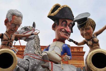 """Puigdemont inicia la 'usurpación cultural': la web de la Generalitat califica las Fallas valencianas como """"fiestas populares catalanas"""""""