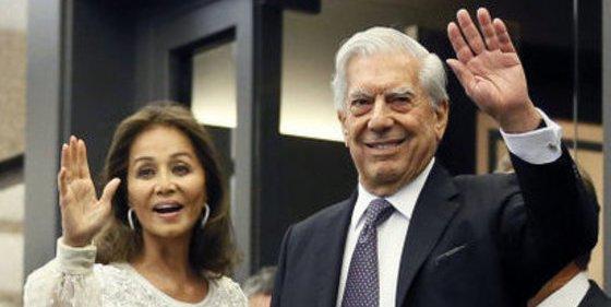 Me he perdido el ensayo general con todo de la boda de Vargas Llosa e Isabel Preysler