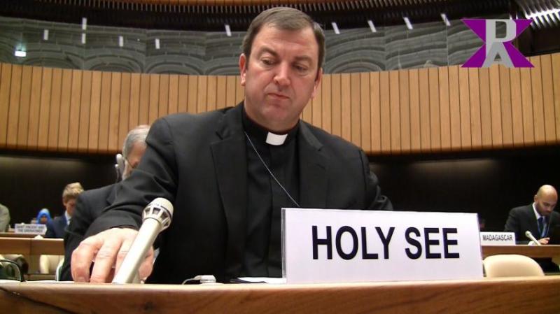 """El Vaticano denunció """"crímenes contra la humanidad"""" en Siria"""