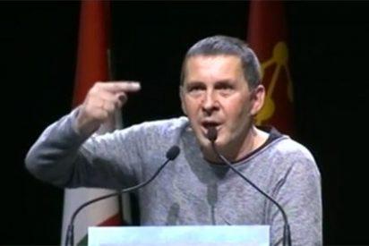 """El proetarra de Otegi amenaza con una 'bomba': """"Vamos a abrirle otro frente al Estado español"""""""