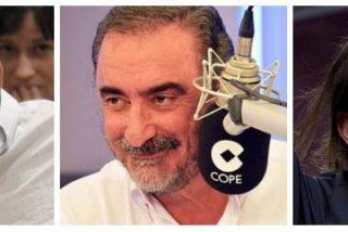 """Herrera le rebaja la euforia a Podemos con Otegi: """"Estáis encantados de ver a Leopoldo López en la cárcel"""""""
