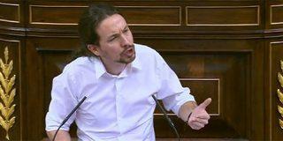 """Pablo Iglesias a Pedro Sánchez: """"Eligió un socio que le entregará al PP"""""""