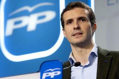 El 'sucesor' natural de Mariano Rajoy al frente del Partido Popular se llama Pablo Casado