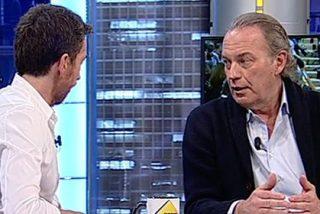 Bertín Osborne visita 'El Hormiguero', aclara su futuro en TVE, machaca a Podemos y ve llorar a Pilar Rubio