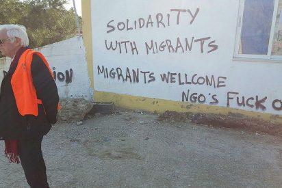 """El padre Ángel denuncia que """"algunos están haciendo un gran negocio con los refugiados"""""""