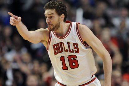 Los Bulls se complican los 'play-offs' en la vuelta de Pau Gasol