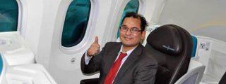 Recordando el vuelo inaugural Madrid-Lima de Air Europa