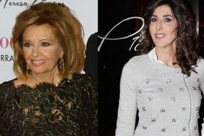 ¿Guerra abierta entre Paz Padilla y María Teresa Campos?