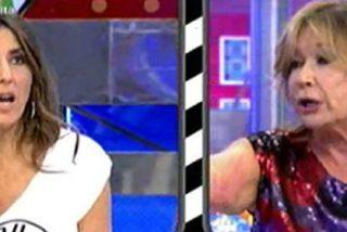 """Mila Ximénez se come a Paz Padilla en directo: """"¡Lo que has dicho es deleznable!"""""""