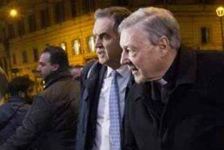 """El cardenal Pell asegura tener """"el total respaldo del Papa"""" pese a su actuación ante los abusos en Australia"""