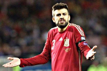 """Gerard Piqué: """"Iré con la selección española hasta que no pueda más"""""""