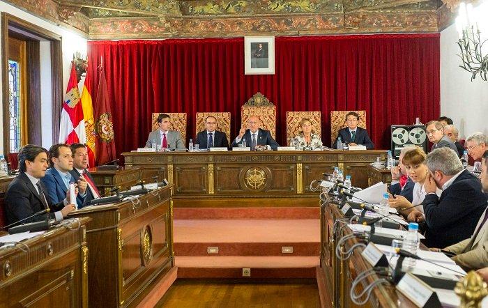 La Diputación rechaza el informe del mapa rural de la Junta