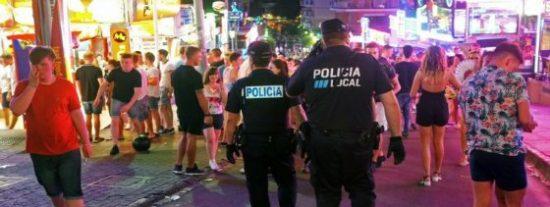 ¡Golpe y porrazo! Dimite en bloque la Unidad nocturna de la Policía Local de Calvià
