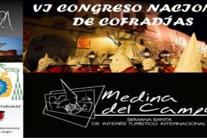 Medina del Campo se convertirá en la Capital de la Semana Santa