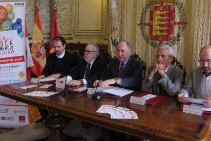 Más de 50 comercios participan en la XII Feria del Stock de Valladolid