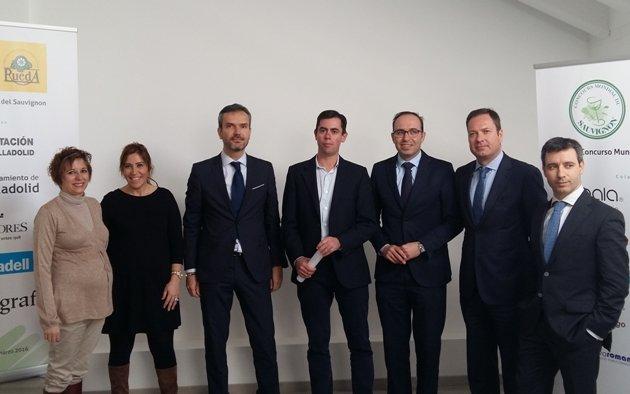Rueda se convierte en la Capital Mundial del sauvignon