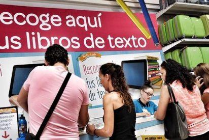 Más de 77.600 familias de Castilla y León se benefician de las ayudas a los libros de texto