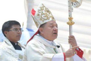 Denuncian al obispo de Puno por agredir a un niño después de que éste se sacara la hostia de la boca