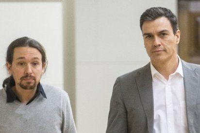 Pedro Sánchez tiene mucha prisa y mucho miedo