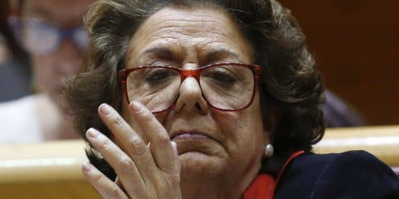 El Comité de Derechos y Garantías del PP abre un expediente informativo a Rita Barberá y al resto del Ayuntamiento