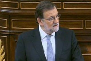 """Rajoy se cachondea de Sánchez: """"Yo no engañé a nadie, lo suyo ha sido puro teatro"""""""