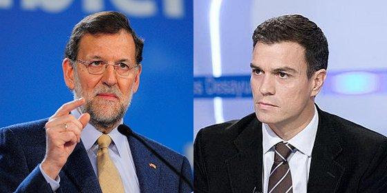 """Rivera dice que """"sin Rajoy todo cambia"""" y que el pacto no implica a Sánchez de presidente"""