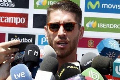 Sergio Ramos abandona la concentración de la Selección Española por molestias lumbares