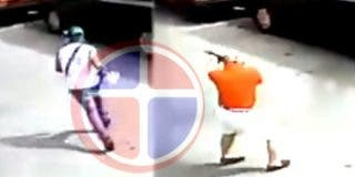 Así mata el general retirado con un fusil M4 al ratero que le roba su pistola