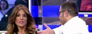 """J.J. Vázquez destruye a Raquel Bollo: """"¡Lianta! ¡Manipuladora! ¡Eras la chacha de Isabel Pantoja!"""""""