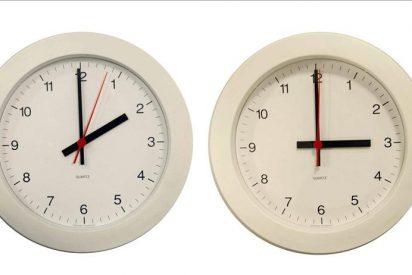 No olvide adelantar el reloj: a las 02.00 serán las 03.00
