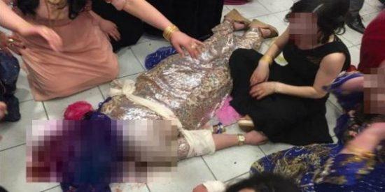Mata a su novia en plena boda de un tiro porque no quería casarse