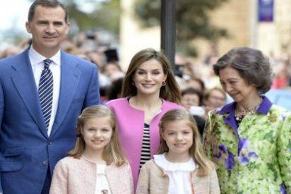 El Govern balear 'hace la pascua' a los Reyes dándoles plantón en la Catedral de Palma