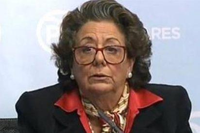 El roto de Rita Barbera al PP de Mariano Rajoy