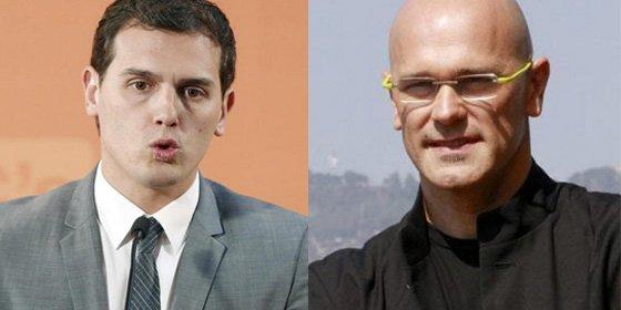 """Albert Rivera se cachondea de los aires de grandeza de Raül Romeva: """"En 'Matrix' eres Ministro; en la realidad, consejero de autonomía rescatada"""""""